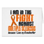 Esclerosis múltiple del ms EN la ABUELA de la LUCH Felicitacion