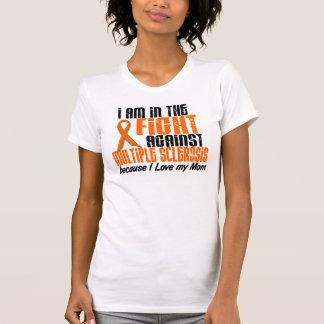 Esclerosis múltiple del ms EN la LUCHA PARA MI Remera