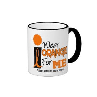 Esclerosis múltiple del ms llevo el naranja para M Tazas