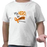 Esclerosis múltiple del ms MI HÉROE MI SOBRINA 42 Camisetas