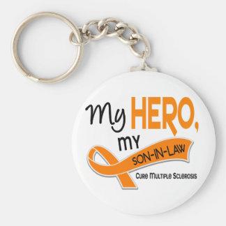 Esclerosis múltiple del ms MI HÉROE MI YERNO 42 Llavero