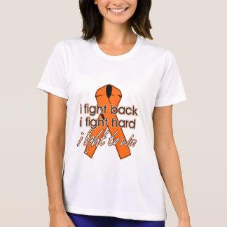 Esclerosis múltiple que me defiendo t shirt