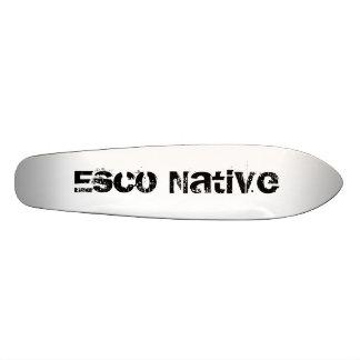 Esco Native Skateboard