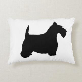Escocés adaptable Terrier Cojín Decorativo