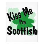 escocés anuncio personalizado