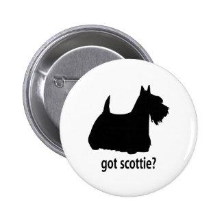 Escocés conseguido Terrier Pins