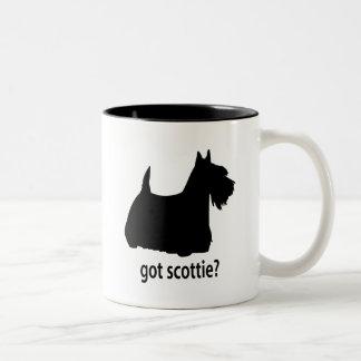 Escocés conseguido Terrier Tazas De Café