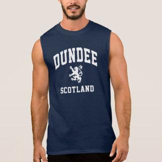 Escocés de Dundee Playera Sin Mangas