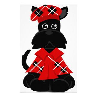 escocés de PeticularFashions.com Papeleria De Diseño