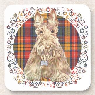 Escocés del tartán de Buchanan Posavaso