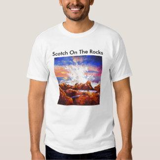 Escocés en las rocas - copia playera