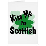 escocés felicitaciones