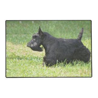 Escocés lindo Terrier Tapete Individual