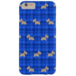Escocés ningunos 8 de trigo funda de iPhone 6 plus barely there