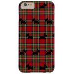 Escocés ningunos 8 funda de iPhone 6 plus barely there