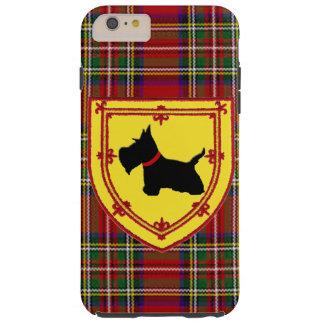 Escocés ningunos 8 funda de iPhone 6 plus tough