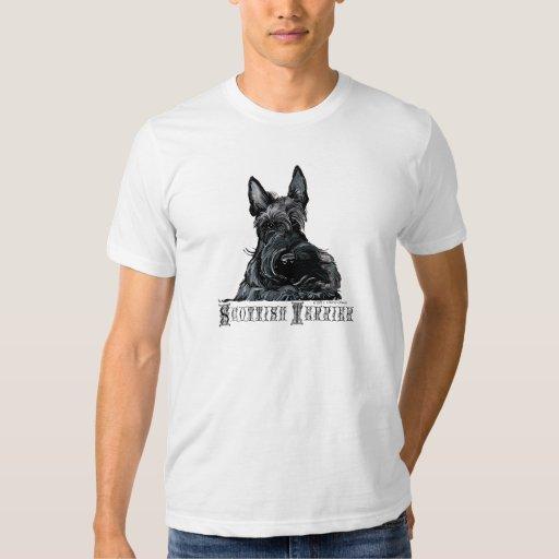 Escocés pequenito Terrier Polera