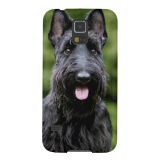 Escocés Terrier Funda Galaxy S5