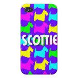 Escocés Terrier iPhone 4/4S Carcasas