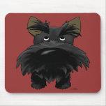 Escocés Terrier Mousepad Alfombrilla De Raton