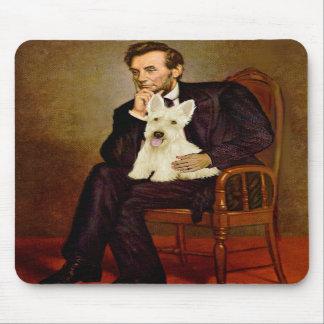 Escocés Terrier W5 - Lincoln Tapetes De Raton