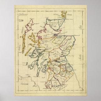 Escocia 10 posters