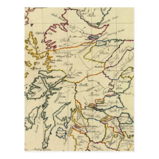 Escocia 11 postales