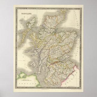 Escocia 14 posters