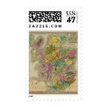 Escocia 15 sello postal