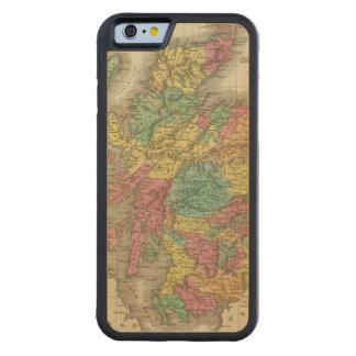 Escocia 18 funda de iPhone 6 bumper arce