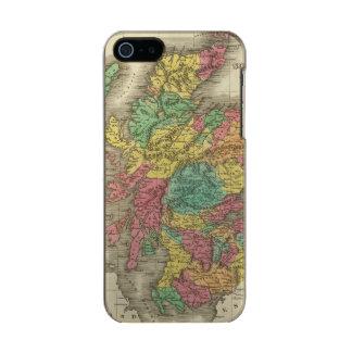 Escocia 18 funda para iPhone 5 incipio feather shine