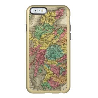 Escocia 18 funda para iPhone 6 plus incipio feather shine