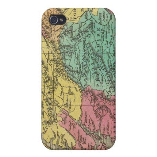 Escocia 18 iPhone 4/4S carcasa