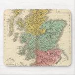 Escocia 18 mousepad