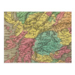 Escocia 18 tarjeta postal