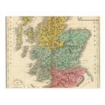 Escocia 18 tarjetas postales