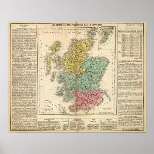Escocia 22 póster