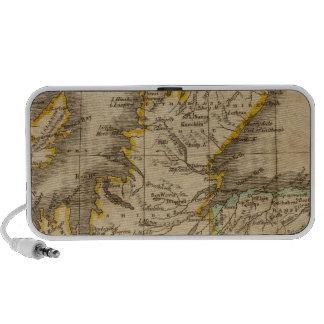 Escocia 5 notebook altavoces