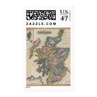 Escocia 8 sellos