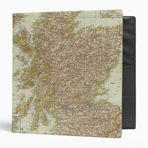 """Escocia 9 carpeta 1 1/2"""""""