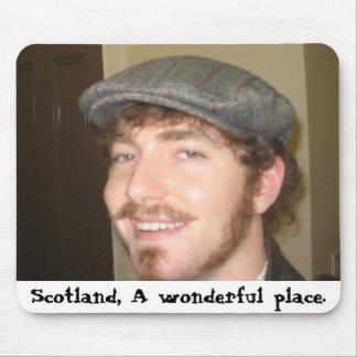 Escocia Alfombrillas De Ratón