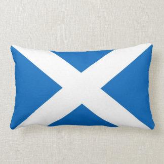 Escocia/almohada de tiro escocesa de la bandera