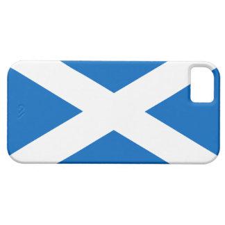 Escocia - bandera escocesa funda para iPhone SE/5/5s