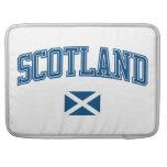Escocia + Bandera Funda Macbook Pro