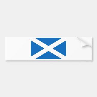 Escocia Pegatina De Parachoque