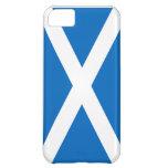 Escocia/caso escocés del iPhone 5 de la bandera
