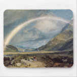 Escocia: Castillo de Kilchern, montañas de Cruchan Tapete De Ratones