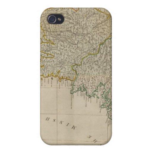 Escocia del norte iPhone 4 carcasa