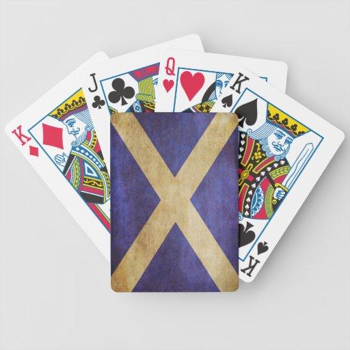 Escocia, Escocia, Escocia Cartas De Juego