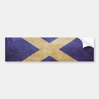 Escocia, Escocia, Escocia Pegatina Para Auto